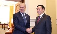 新西兰承诺维持对越官方开发援助并在多个领域协助越南
