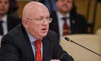 俄罗斯任命新的常驻联合国代表团团长