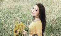 女歌手兰英的新专辑《绿色情歌》