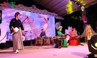 2017年第15次会安-日本文化交流活动开幕