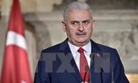 土耳其总理耶尔德勒姆开始对越南进行正式访问
