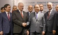 为越南和土耳其企业投资合作创造条件