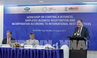 APEC代表分享中小企业注册成立经验