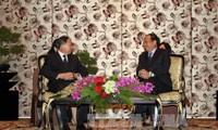胡志明市加强与中国各地的合作