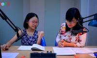 中文节目有史以来最年轻的嘉宾访谈