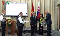 越南驻斯洛伐克大使馆举行庆祝国庆活动