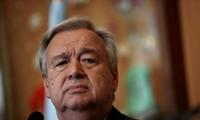联合国秘书长古特雷斯对朝鲜导弹与核计划深表担忧
