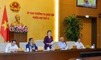 越南国会常务委员会第14次会议开幕