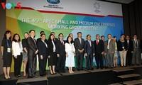 APEC 2017:合作推动中小企业发展