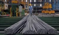 越南钢铁和水泥出口增加