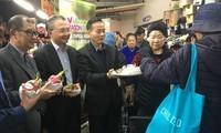 """""""越南火龙果日""""在澳大利亚举行——水果出口的新机会"""