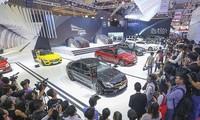 越南国际车展即将举行
