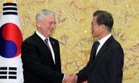 韩国希望美国加强在该国的战略武器部署