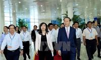 陈大光主持2017年APEC领导人会议周总彩排