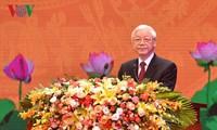 阮富仲总书记:越南革命的胜利与俄国十月革命的影响分不开