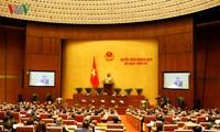 越南第十四届国会第四次会议进入第三周
