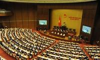 越南第十四届国会第四次会议进入第四周