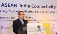 越南出席东盟和印度互联互通峰会