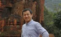 中国广东外语外贸大学越南语专业副教授陈继华和越南语的情缘(第一期)