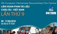 欧洲-越南第九次纪录片节开幕