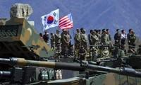 美国无限期暂停与韩国的联合军演