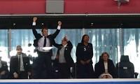 Coupe du monde: des stars et des chefs d'États au stade pour la finale