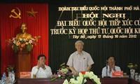 The 6th PCC plenum enhances people's trust on Party building
