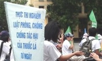 Vietnam observes World No Tobacco Day