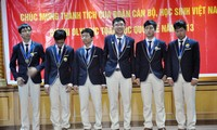 President Truong Tan Sang commends Olympiad winners