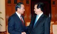 Prime Minister Nguyen Tan Dung receives Chinese Foreign Minister