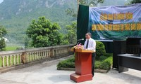 Cao Bang inaugurates Ban Gioc waterfall Foreign Information Cluster