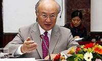 IAEA chief praises Vietnam's efforts in nuclear nonproliferation