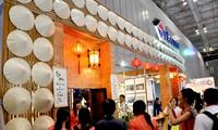 Vietnamese cultural hallmark at Chaleroi Tourism Fair