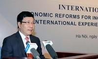 Vietnam boosts economic reform towards sustainable growth