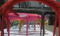 Young artists' hallmark at the Vietnam Fine Arts Association 2014 Award
