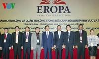 Vietnam aims to build an effective public administration