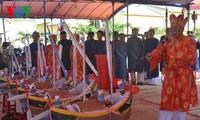 Quang Ngai commemorates sailors of the Hoang Sa flotilla