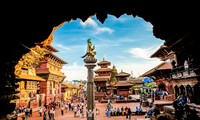 """Exhibition """"Towards Nepal"""" opens in HCM City"""