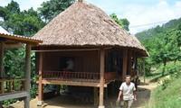The Van Kieu preserve their stilt house