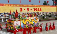 Congratulatory messages on Vietnam's 70th National Day