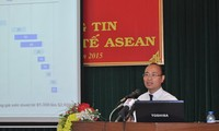Update southern media agencies on ASEAN Economic Community