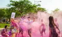 """""""Color Me Run"""", a fantastic sports event"""