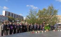 NA Vice Chairwoman Tong Thi Phong visits Russia