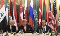 International conference on Syria agrees to organize elections within 18 months