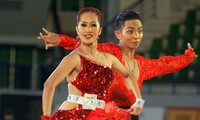 Dancesport becomes popular in Hanoi