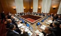 Regional tensions threaten Syrian peace talks