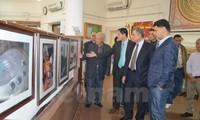 Vietnam photo exhibit opens in Egypt