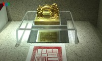 Exhibition: Royal treasure – gold books of the Nguyen dynasty
