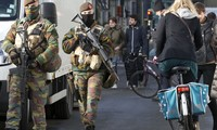 Belgium increases security forces in Brussels