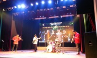 2 Vietnamese music bands join World Youth Jazz Festival